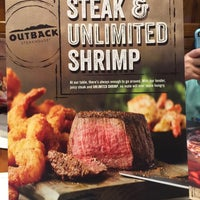 Photo taken at Outback Steakhouse by Juan C. on 10/15/2017