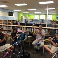 Photo taken at Silver Bluff Elementary School by Juan C. on 6/9/2016