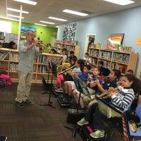 Photo taken at Silver Bluff Elementary School by Juan C. on 4/14/2016