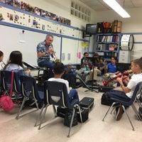 Photo taken at Silver Bluff Elementary School by Juan C. on 6/8/2017