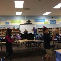 Photo taken at Silver Bluff Elementary School by Juan C. on 5/23/2016