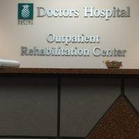 Photo taken at Doctors Hospital Medical Arts Building by Juan C. on 5/17/2013