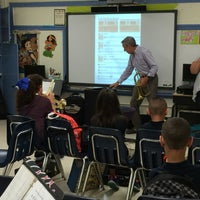 Photo taken at Silver Bluff Elementary School by Juan C. on 8/22/2016