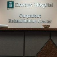 Photo taken at Doctors Hospital Medical Arts Building by Juan C. on 5/3/2013
