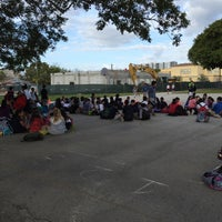 Photo taken at Silver Bluff Elementary School by Juan C. on 4/20/2016