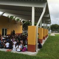 Photo taken at Silver Bluff Elementary School by Juan C. on 8/24/2016