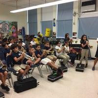 Photo taken at Silver Bluff Elementary School by Juan C. on 9/22/2016
