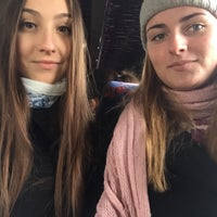 Photo taken at Маршрутка 6 by Olya D. on 11/27/2015