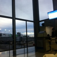 Photo taken at Gate F1 by Vishal V. on 11/25/2013
