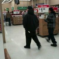 Photo taken at Walmart Supercenter by Clarke P. on 1/3/2013
