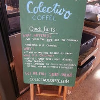 Photo taken at Colectivo Coffee by Greg on 8/17/2013