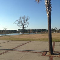 Photo taken at Grand Park by Will C. on 3/10/2014