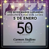 Photo taken at Carmen Steffens by Angélica S. on 1/5/2017