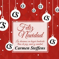 Photo taken at Carmen Steffens by Angélica S. on 12/24/2016