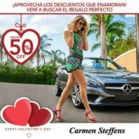Photo taken at Carmen Steffens by Angélica S. on 2/13/2017