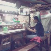 Photo taken at MakTas cafe & resto by Trita M P. on 10/22/2013