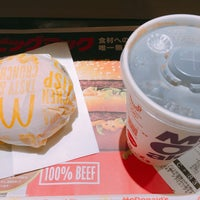 Photo taken at McDonald's by やしだ on 6/16/2017