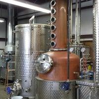Photo taken at Railean Rum Distillery by Kenn S. on 9/21/2013