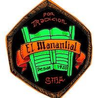 Foto tomada en El Manantial por PePe el 9/21/2015