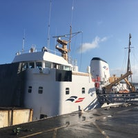 Photo taken at Scillonian III (Penzance -> St Mary's) by Patrick K. on 8/18/2017