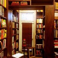 Photo taken at Riverby Books by Matt M. on 10/31/2015