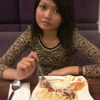 Photo taken at Solaria by marsha d. on 4/21/2013