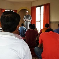 Photo taken at Toyama Muslim Center (TMC) by Mohamad H. on 6/20/2014