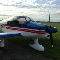 Photo taken at Aérodrome de Chavenay Villepreux by Laurent C. on 6/16/2013