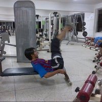 Photo taken at YaLa Fitness Center by Hami M. on 9/29/2012
