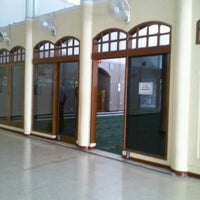 Photo taken at Masjid Al-Maghfirah by achmad f. on 10/10/2012