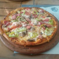 Photo taken at Çağrı Pide & Pizza by Arife D. on 3/8/2016