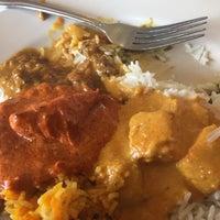 Photo taken at Diwan Indian Restaurant & Bar by Stephen P. on 10/29/2016