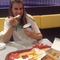 Photo taken at Burger King by Gitte G. on 8/24/2016