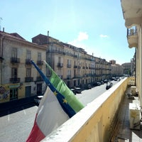 Photo taken at Corso Numistrano by Pasquale Emanuele C. on 10/3/2016