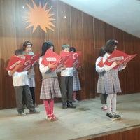 Photo taken at Narlıdere İlköğretim Okulu by Basri S. on 10/29/2014