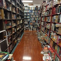 Photo taken at Recycle Bookstore by Tyler C. on 1/29/2017