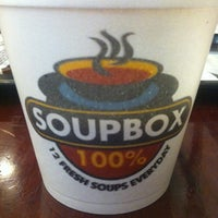 Photo taken at Soupbox by Adam H. on 1/31/2013
