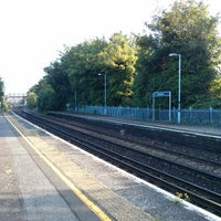 Photo taken at Broadstairs Railway Station (BSR) by Stavroula K. on 7/13/2013