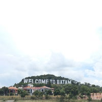 Photo taken at Welcome To Batam by Faridah Hanim on 3/22/2017
