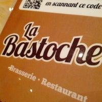 Photo taken at La Bastoche by Nicolas on 10/20/2012