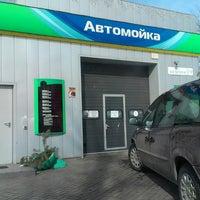 Photo taken at АЗС Белоруснефть №47 by Дима Т. on 3/23/2013