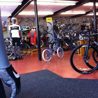 Photo taken at JRA Cycles by William M. on 9/12/2015