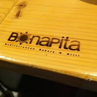 Photo taken at Bonapita by William M. on 10/3/2014