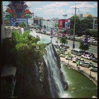 Photo taken at The Mall Nakhon Ratchasima by Arina K. on 6/8/2013