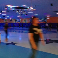 Photo taken at Dreamland Skate Center by Christabel S. on 11/15/2015