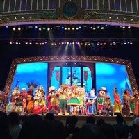Photo taken at Lotte World Garden Stage by Ziera R. on 5/15/2017
