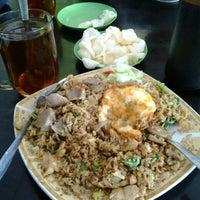 "Photo taken at Kedai Bubur Ayam ""Bunda"" by Liliez A. on 5/27/2014"