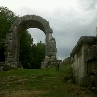 Photo taken at Rovine di Carsulae by Chiara E. on 9/26/2012