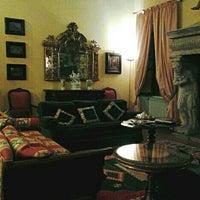 Photo taken at Villa Milani Residenza d'Epoca by Chiara E. on 3/21/2014