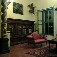 Photo taken at Villa Milani Residenza d'Epoca by Chiara E. on 3/20/2014